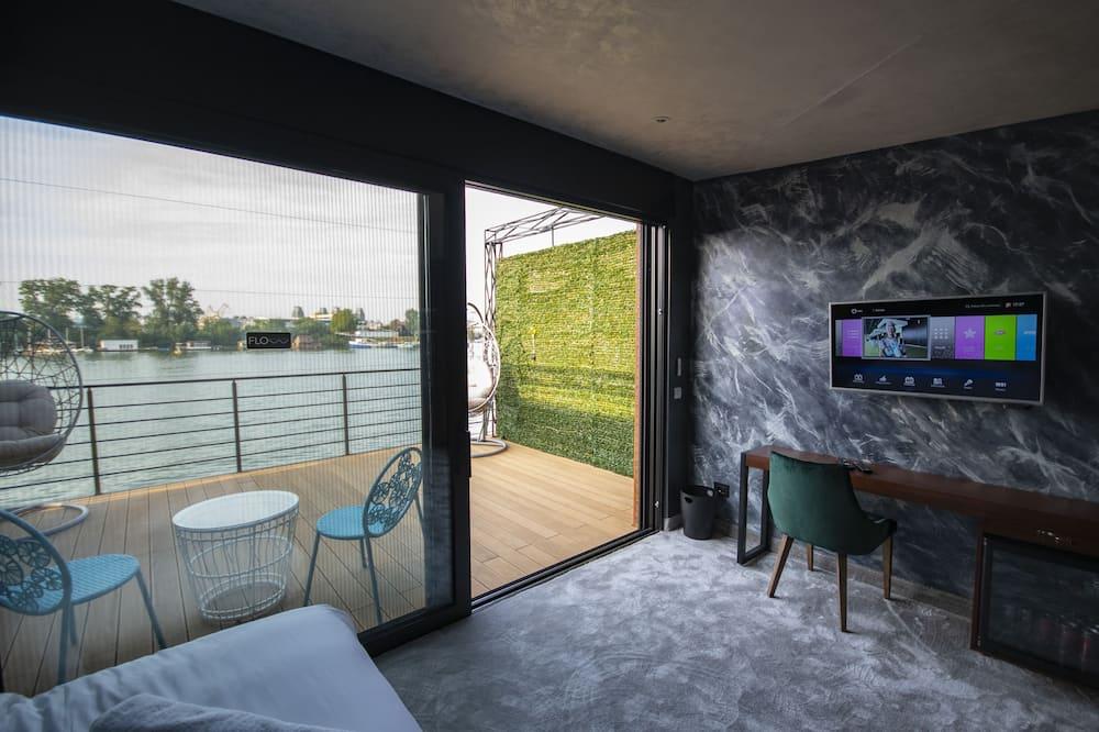 شقة (A3) - منطقة المعيشة