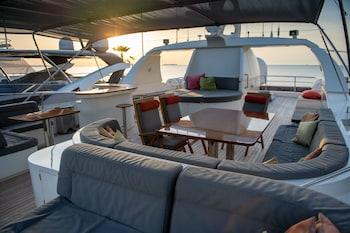 Foto van Mabruk lll Yacht in Cannes