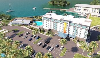 A(z) Compass Hotel by Margaritaville hotel fényképe itt: Bradenton
