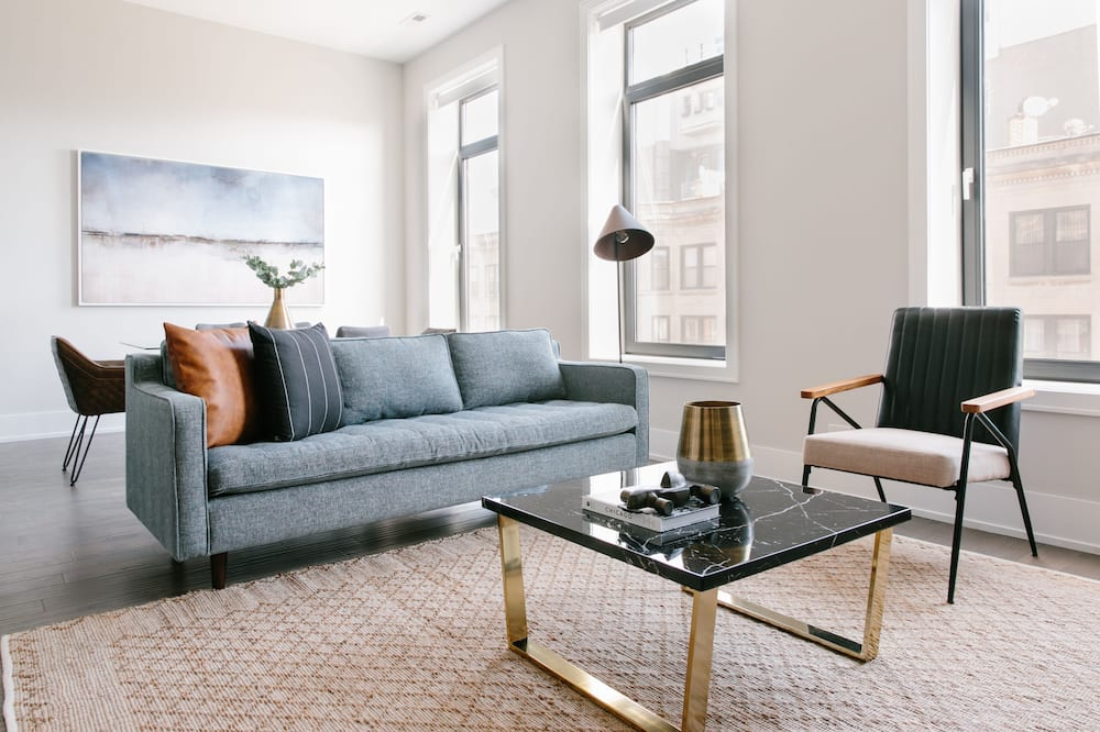 Liukso klasės apartamentai, 3 miegamieji - Pagrindinė nuotrauka