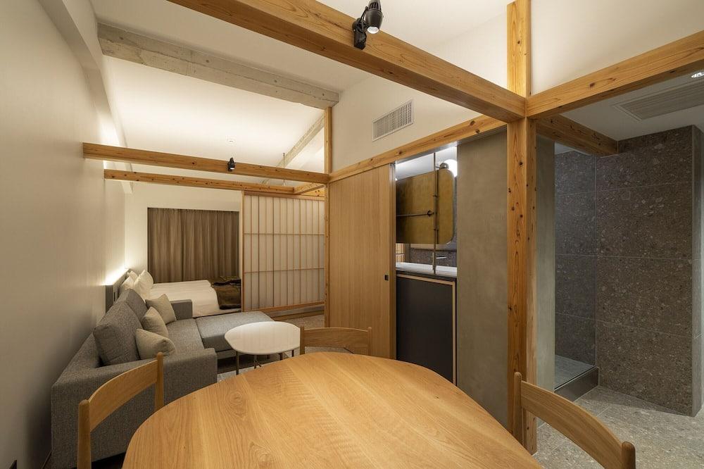Çatı Katı Süiti (Penthouse) (Room, Opening Rate) - Oturma Odası
