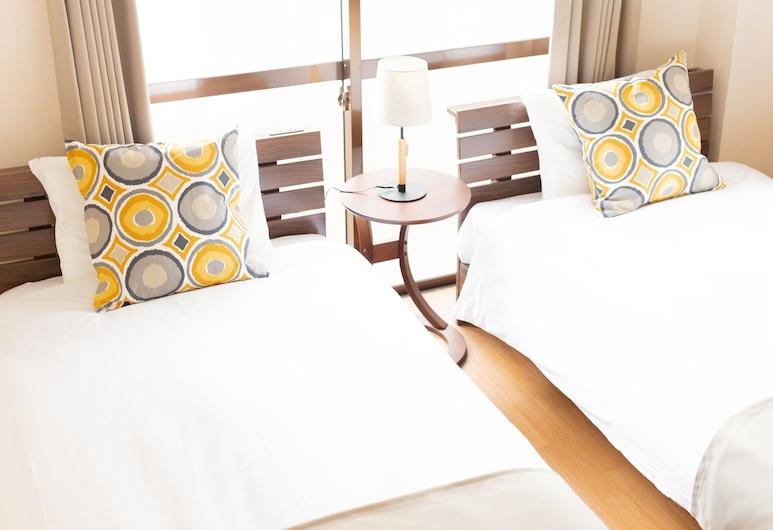 Comfort Self Hotel Ama-no-Sato, 淀川区, アパートメント, 部屋