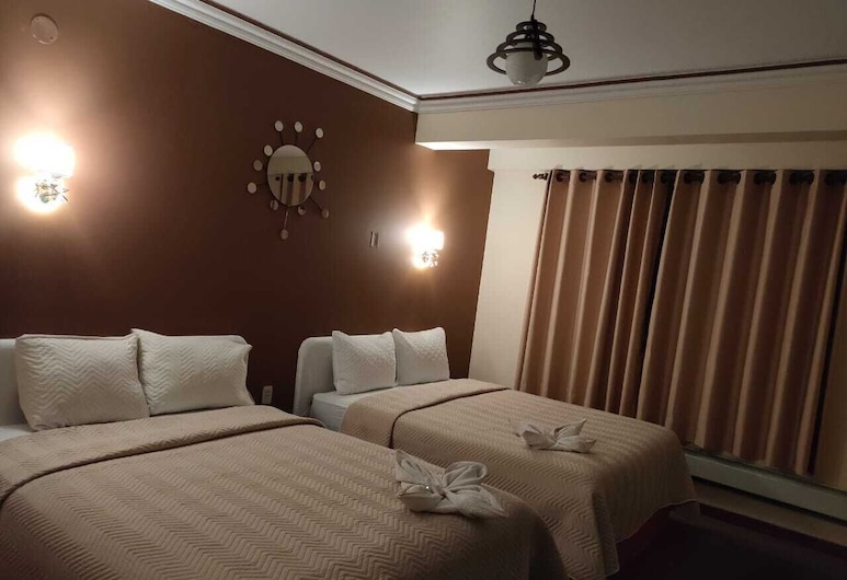 Hotel Espectacular, El Alto, Kahden hengen huone, Vierashuone