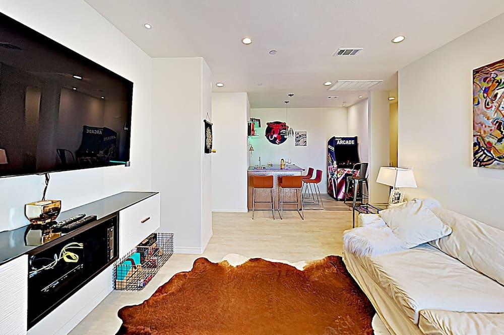 콘도, 침실 3개 - 거실