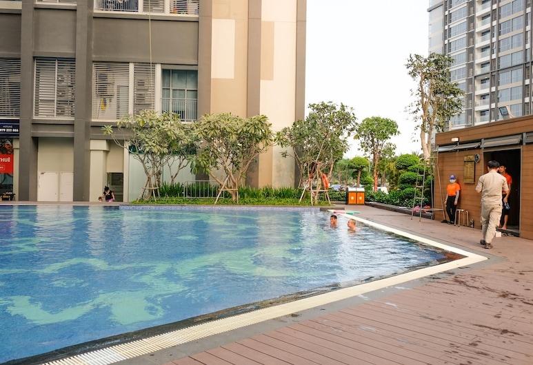 Ambassador Apartment - Vinhomes Central, Πόλη του Χο Τσι Μινχ, Πισίνα