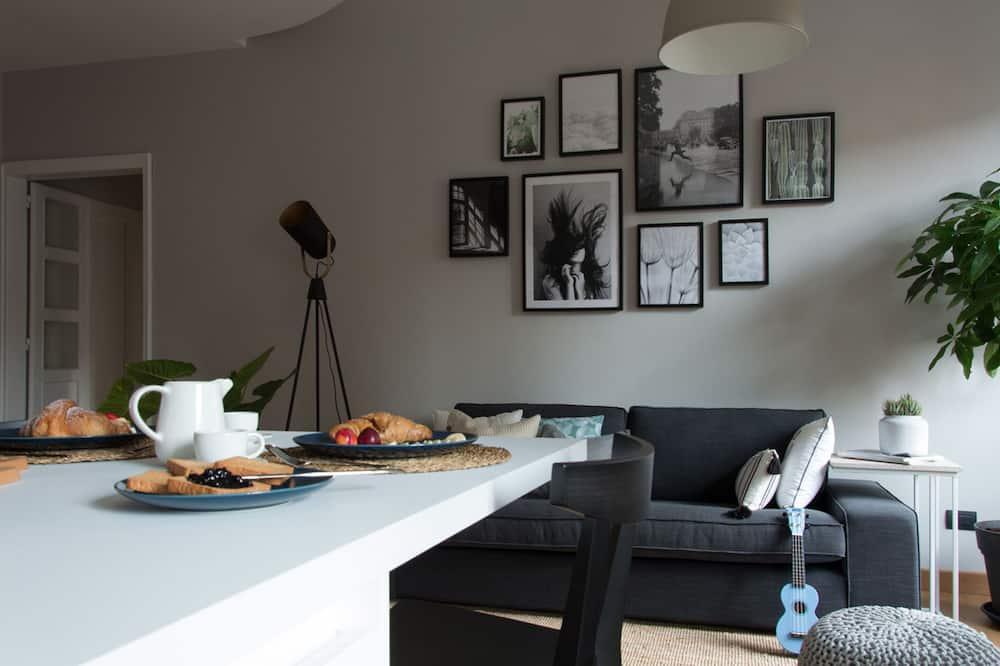 Comfort Διαμέρισμα, 3 Υπνοδωμάτια - Περιοχή καθιστικού