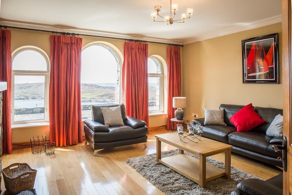 Luxury Cottage - Bilik Rehat