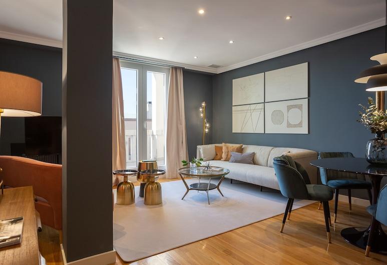 Luxury Penthouse Selton Velazquez (GL), Madrid