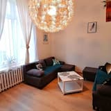 Suite estudio familiar - Sala de estar