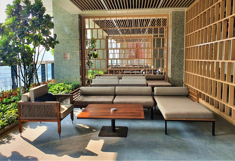 Jin Bei Artisan Hotel, Sihanoukville, Terrace/Patio