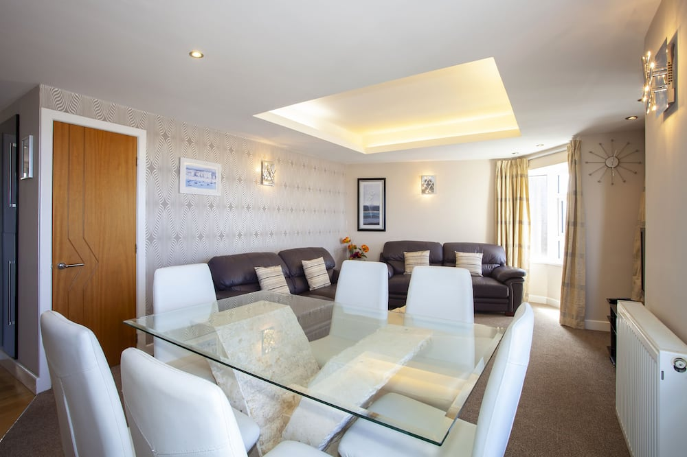 Apartment (Princess Suite) - Wohnbereich