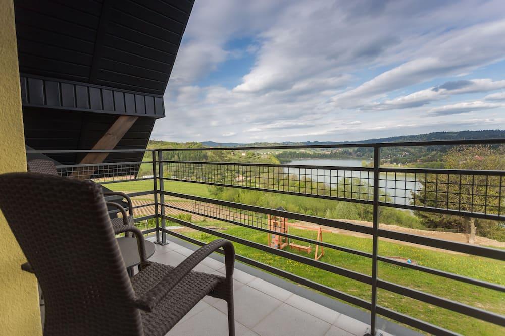 Double Room, 1 Queen Bed, Balcony - Terrace/Patio