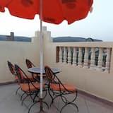 Familielejlighed - 2 soveværelser - Terrasse/patio