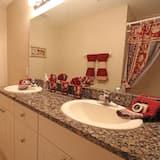 公寓式客房, 3 间卧室 - 浴室
