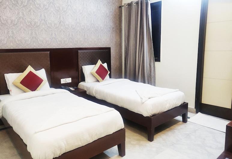 Huespedes, Gurgaon, Deluxe tweepersoonskamer, Kamer