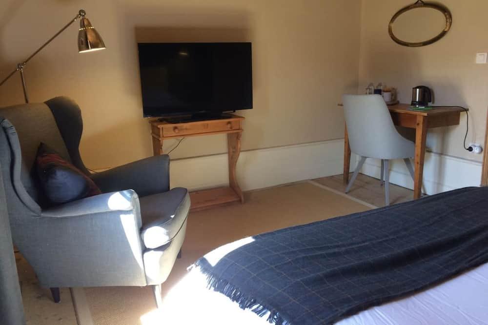 Cottage, 1 chambre - Coin séjour
