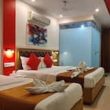 Deluxe Τρίκλινο Δωμάτιο - Δωμάτιο επισκεπτών