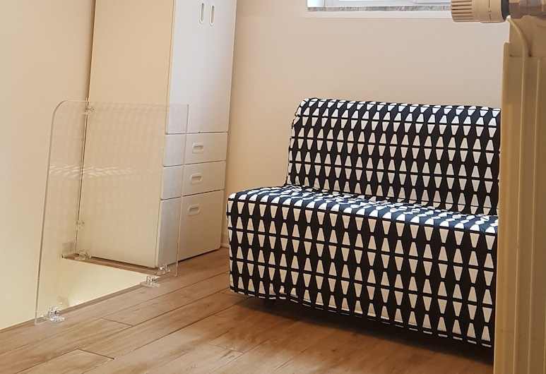 Casa Fox Terrier, Torino, Monolocale, 1 camera da letto, al piano ammezzato, Area soggiorno