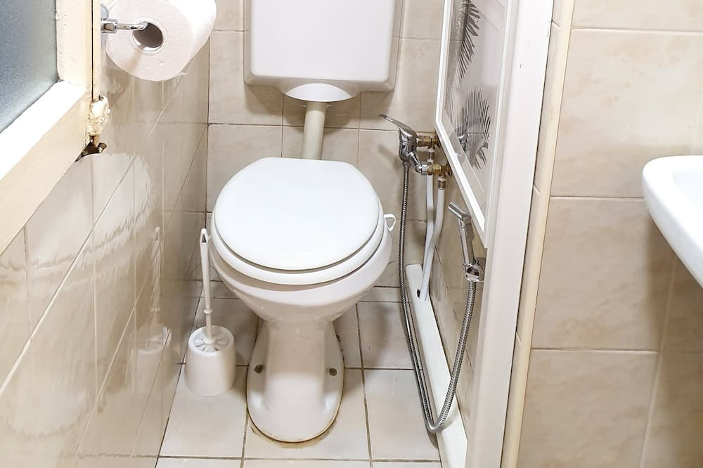 Apartman, 1 spavaća soba - Kupaonica