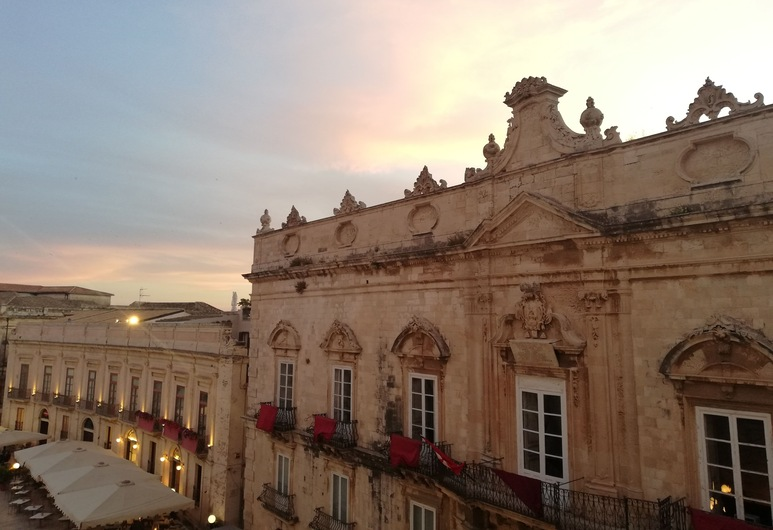 D-Home Ortigia, Συρακούσες, Junior Στούντιο-Σουίτα, Θέα από το ξενοδοχείο