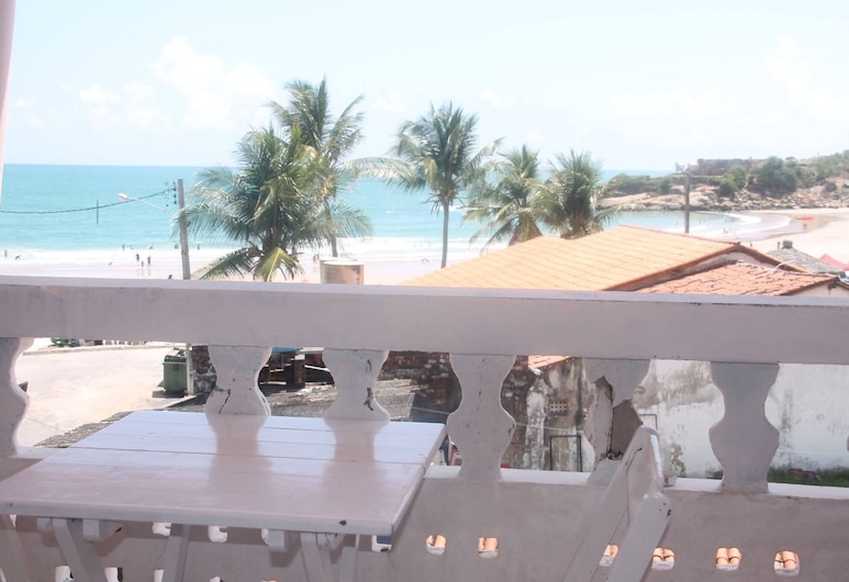 Pousada Europa Club, Cabo de Santo Agostinho, Double Room, Balcony