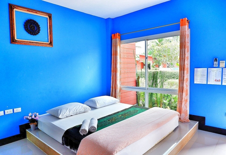Bali Boutique Hotel Suratthani, Ban Na Doem, Standard Double Room, Guest Room