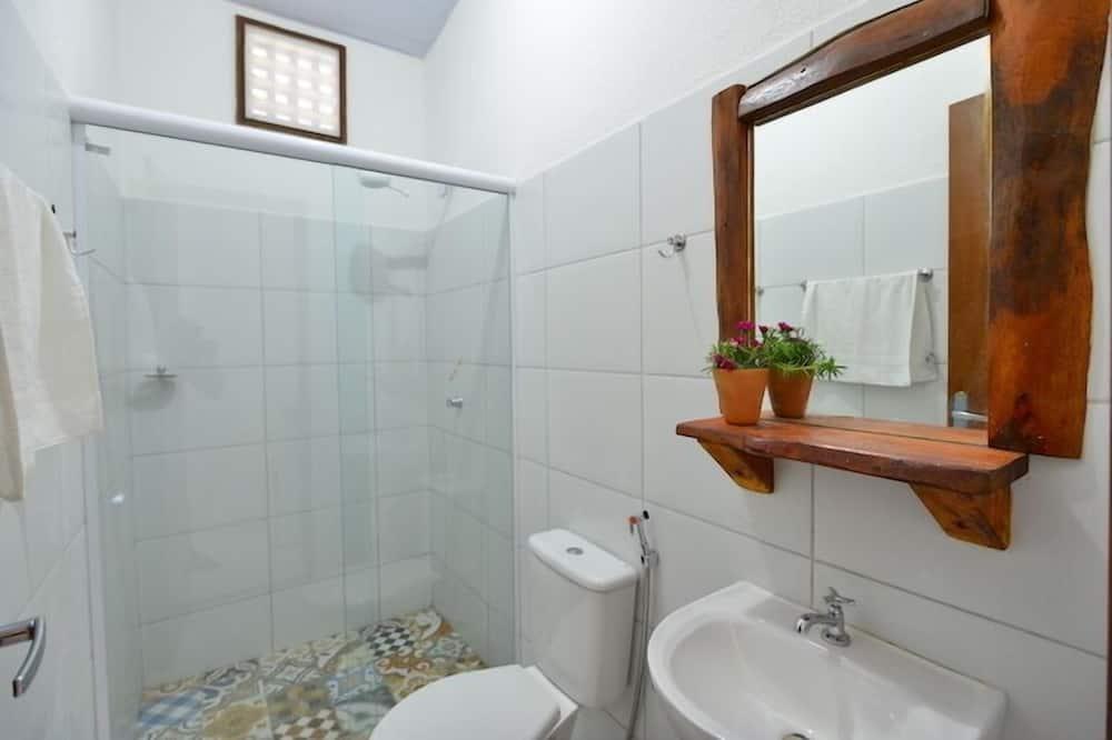 Quadruple Room (Ala Norte Sul) - Bathroom