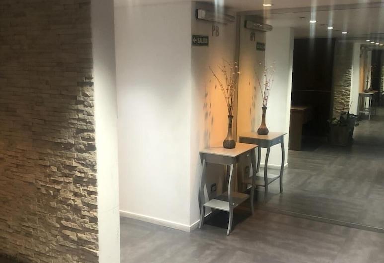 Suites & Studios 6, Buenos Aires, Inngangur að innanverðu