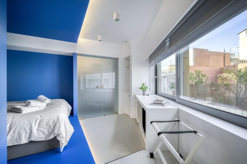 Apartment, 2 Bedrooms (Blue) - Room