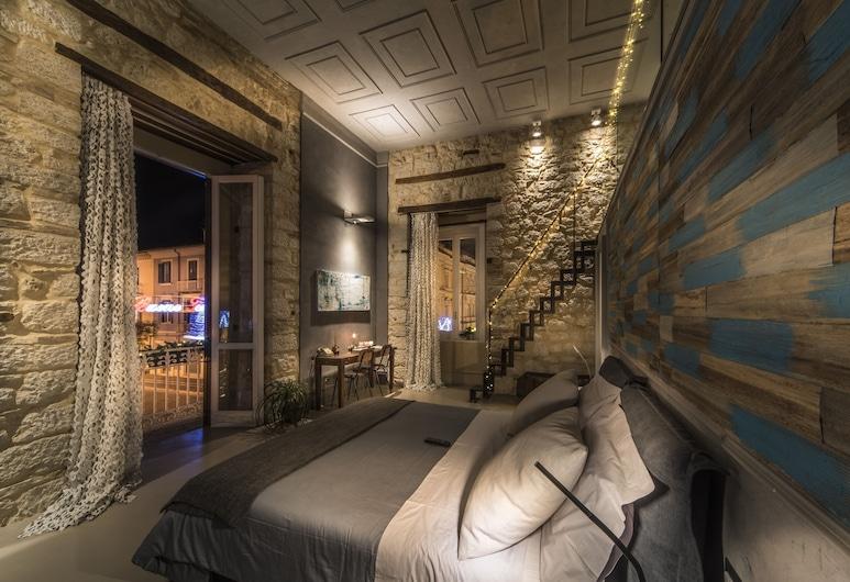 ArtStudio6 Concept House, Campobasso, Deluxe Studio Suite, Park View, Guest Room View