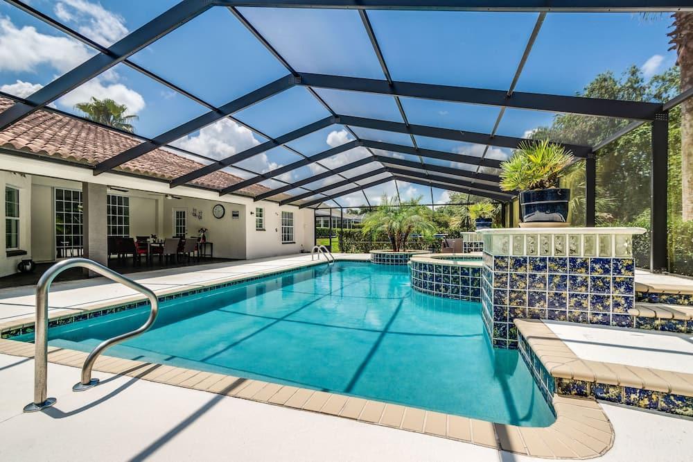 하우스, 침실 4개 - 수영장