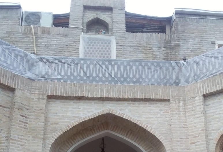 MEKHTAR ACCOMODATION, Bukhara, Terassi/patio