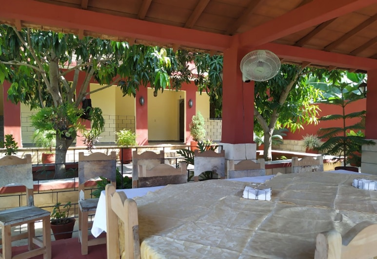 Hostal Yanelis & Harol, Trinidad, Outdoor Dining
