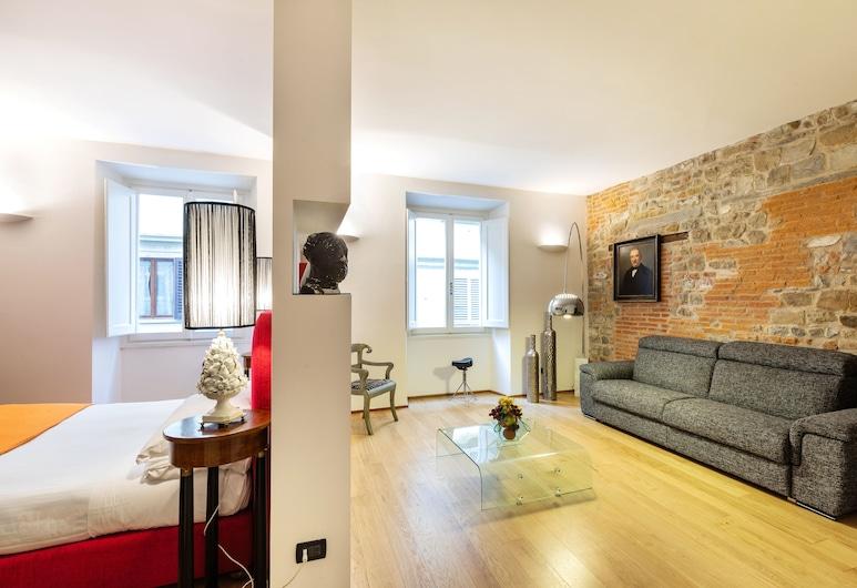 Appartamenti la Scala, Florence, Family Room, Living Area