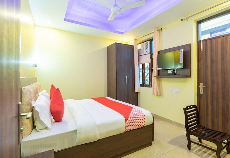 Hotel D-Lite, Yeni Delhi, Deluxe Tek Büyük Yataklı Oda, Oda