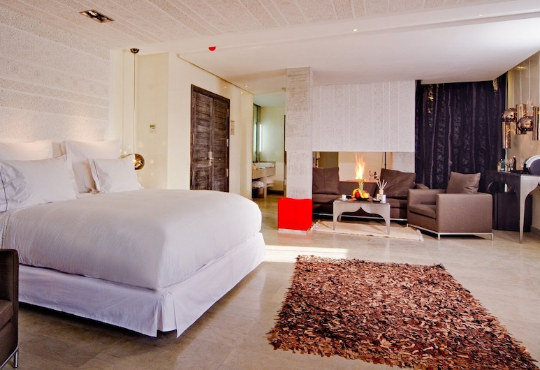 La villa rossa de luxe, Tetouan