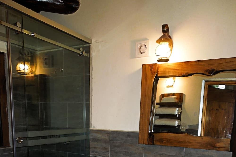 Superior Cabin - Bathroom