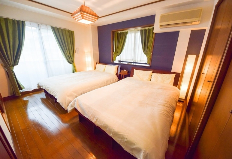 Shinagawa House -Ryo-, Tokyo, Private Vacation Home, Room