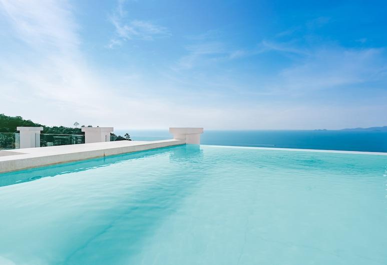 Panorama Samui Residences, Ko Samui, Penthouse Sea View Private Plunge Pool, Privatpool
