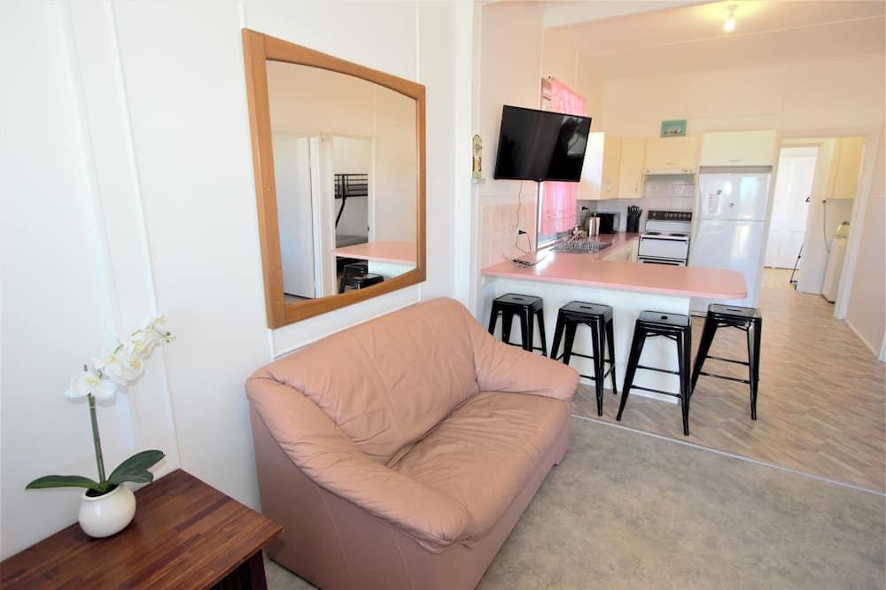 Hus (3 Bedrooms) - Oppholdsområde