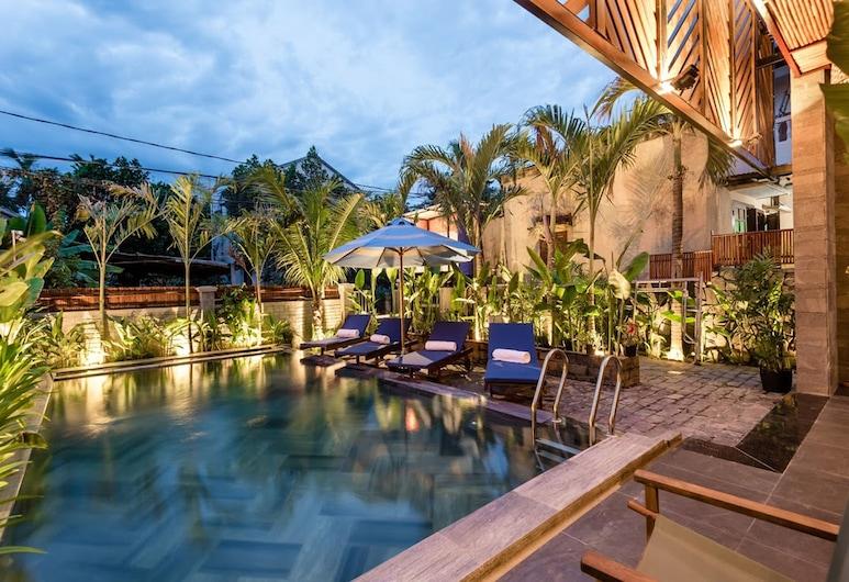 Tropical Home Villa, Hoi An, Alberca