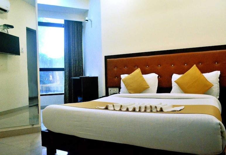 Hotel Crystal Crown, Bombay, Executive Tek Büyük Yataklı Oda, Oda