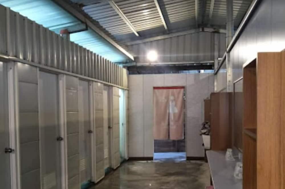 Chalet (Campsite) - Baño