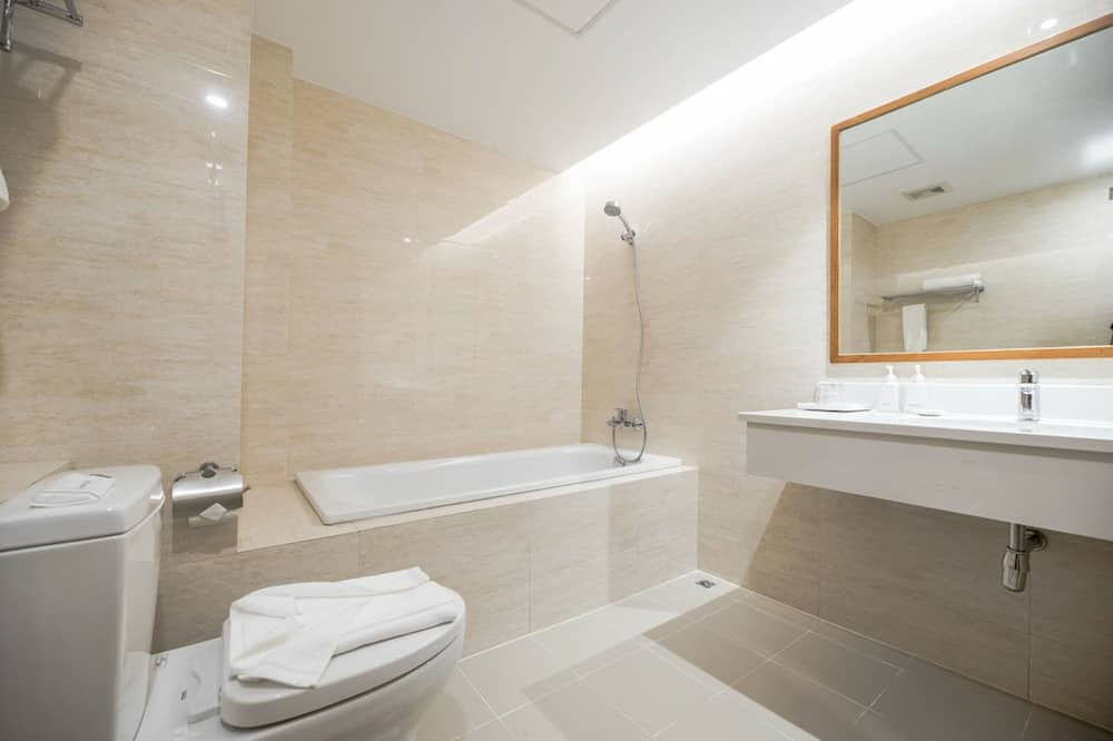 ห้องพรีเมียร์ดับเบิล - ห้องน้ำ