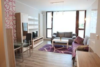 Naktsmītnes Violet Triton Apartment attēls vietā Varšava