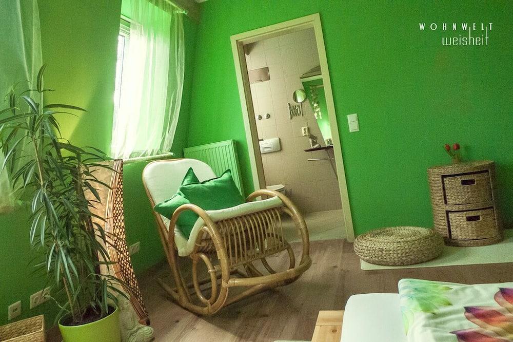 Pokój dwuosobowy typu Design (Wohnwelt Weisheit) - Powierzchnia mieszkalna