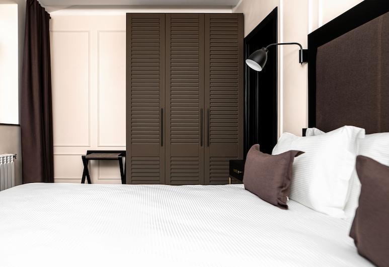 De Paris Apartments, Kyiv, Standaard appartement, Kamer