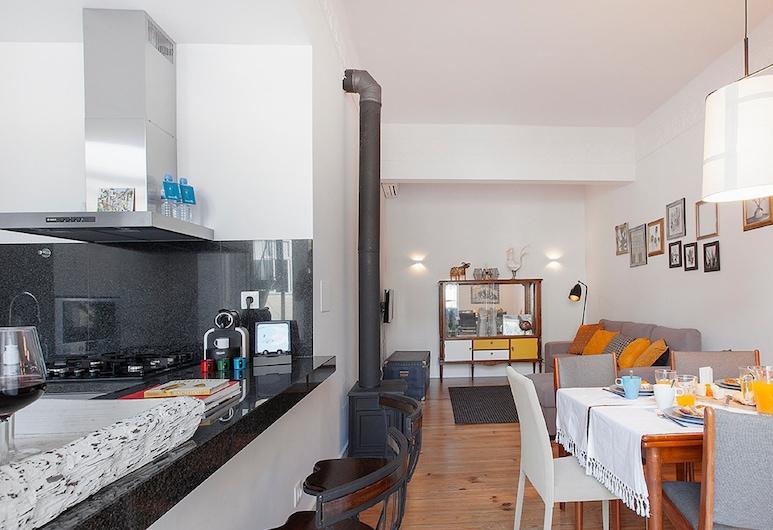 """Sweet Inn Apartments -  Amoreiras Garden, Lisabon, Apartmán, 2 spálne, 2 kúpeľne (""""Amoreiras"""" in Rua da Artilharia I,32), Obývačka"""