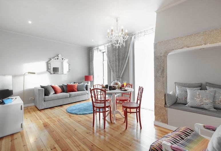 "Sweet Inn Apartments -  Rua de Sao Mamede, Lisbon, Apartment, 1 Bedroom (Sao Mamede"" in Rua de Sao Mamede, 27), Living Room"