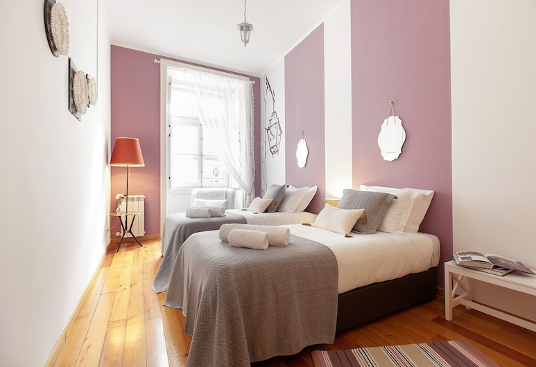 Sweet Inn Apartments -  Prata, Lisbon, Apartment, 2 Bedrooms, Room